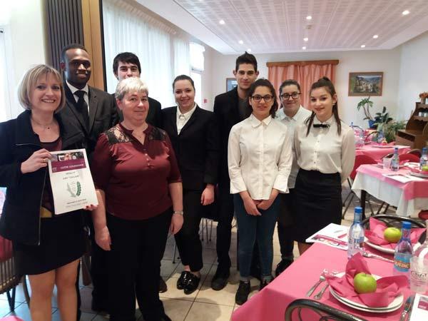 Jury du concours Lozère Gourmande 2018 - 2019